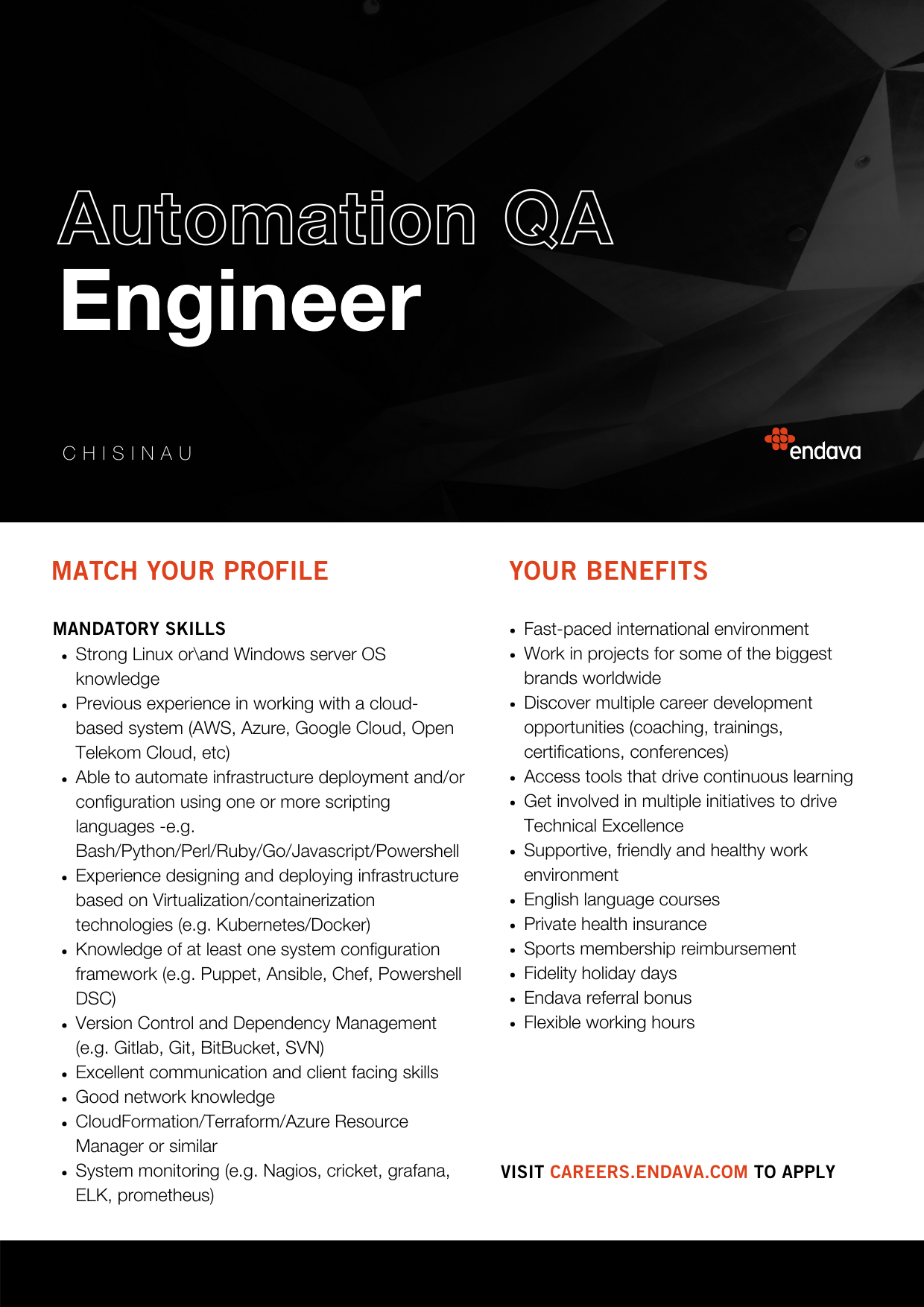 Automation QA Engineer